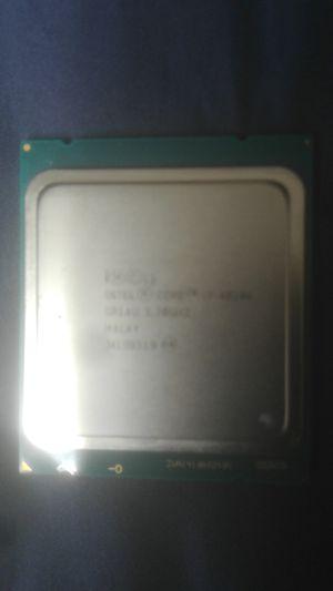 Intel i7-4820k for Sale in Bellevue, WA