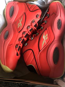 Reebok Question Mid Sz 11.5 Ds for Sale in Duluth,  GA