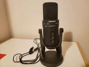 Samson G-Track Pro Professional USb Condenser Microphone for Sale in Tigard, OR