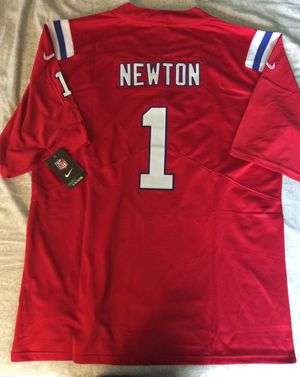 Patriots #1 Cam Newton jersey for Sale in Haverhill, MA