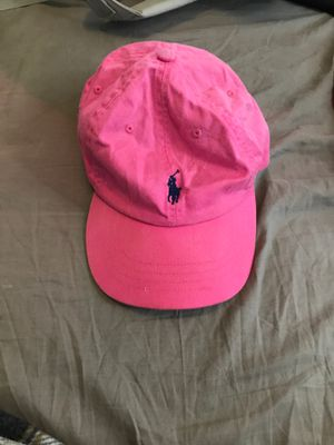 Polo Ralph Lauren Pink Hat for Sale in Vancouver, WA