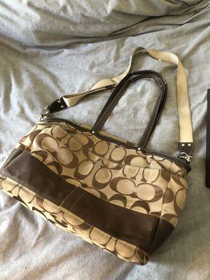 Coach Diaper Bag Purse for Sale in Tracy, CA