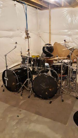 Ddrum Dominion Ash 7 Piece Drum Set for Sale in Denver, CO