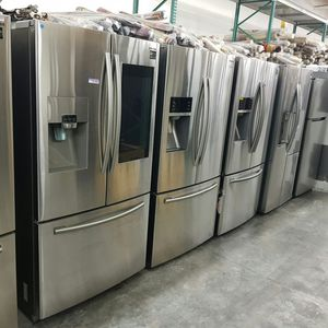 French Door Refrigerator 60-80% OFF MSRP for Sale in Chino Hills, CA
