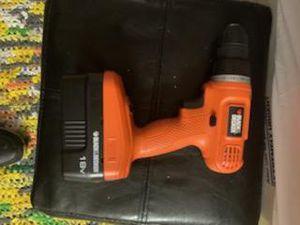 Black and Decker Drill for Sale in Lincoln, NE