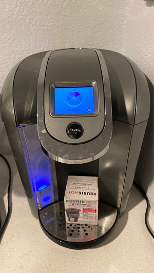 Keurig 2.0 + Brand new reusable k-cup $85 for Sale in Pomona, CA