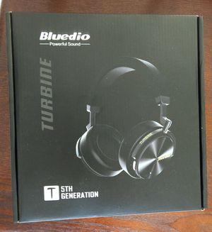 Bluedio T5 Bluetooth headphones, noise-cancelling for Sale in Ocean Ridge, FL