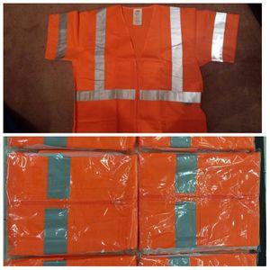 High Visibility ORANGE Vest for Sale in Saint Louis, MO