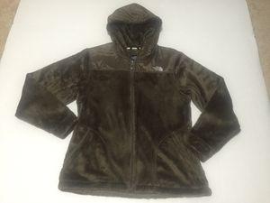 The North Face Womens Fleece Full Zip Hoodie Jacket Large for Sale in Cumming, GA