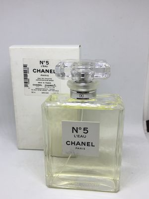Chanel No 5 L'EAU EDT 3.4 Oz for women for Sale in Coral Springs, FL