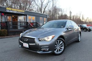 2015 INFINITI Q50 for Sale in Stafford Courthouse, VA