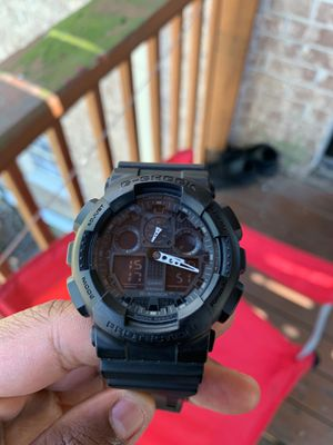 G Shock Black Watch Brand New for Sale for sale  Jonesboro, GA