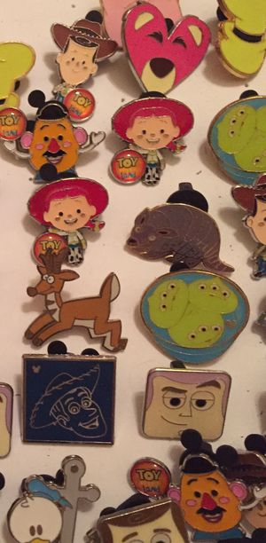 Tradable Disney Pins. New selections happening weekly! for Sale in Alafaya, FL