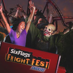 Arlington tx 6flags 2021 passes $30 per person good with fright fest and any event for Sale in Arlington, TX