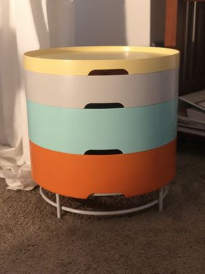 Stackable/Compartmentalized Coffee/End Table for Sale in Alexandria, VA