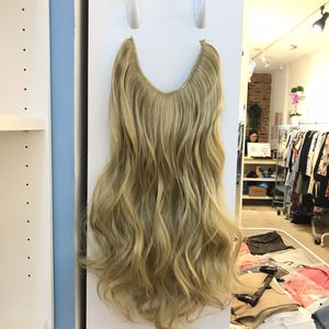 """22"""" Fish line band halo hair extension for Sale in Elizabethtown, KY"""