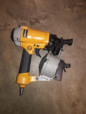 Nail gun for Roofing for Sale in Groves, TX