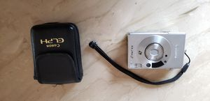 Canon ELPH camera for sale with case and 7 new films!! for Sale in Dearborn Heights, MI