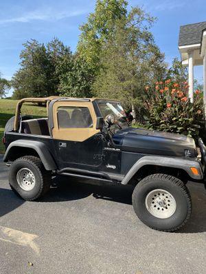 1997 Jeep Wrangler for Sale in Mineral, VA