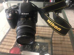 Nikon dslr camera for Sale in San Diego, CA