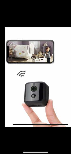 Mini Hidden Camera WiFi Spy Camera for Sale in Fresno, CA