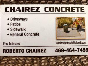 Concrete for Sale in DeSoto, TX