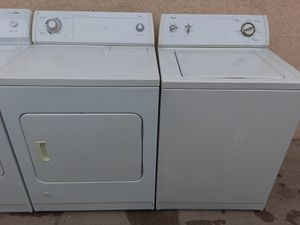 Whirlpool Set with Regular Capacity Gas Dryer for Sale in Santa Ana, CA