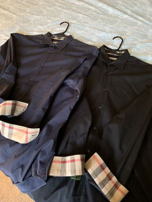 L Burberry Brit shirts for Sale in High Point, NC