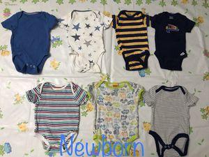 Newborn babyboy clothes for Sale in Arlington, VA