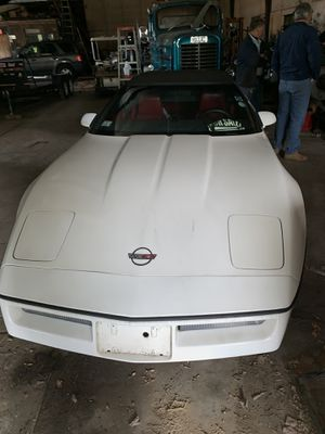 1986 Chevy Corvette Convertible Roadster for Sale in Springfield, MA