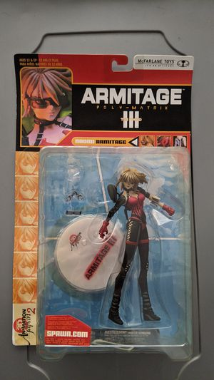 ARMITAGE III MCFARLANE TOYS FIGURE for Sale in Fort Lauderdale, FL