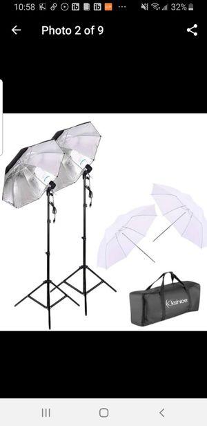 Limestudio lighting kit for Sale in Union, NJ