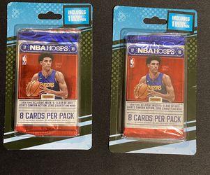 NBA Hoops 2017 Packs for Sale in Sacramento,  CA
