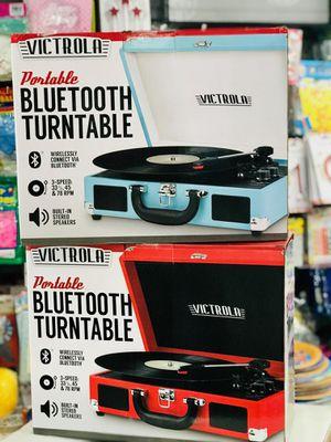 Victrola vintage 3 speed Bluetooth for Sale in Los Angeles, CA