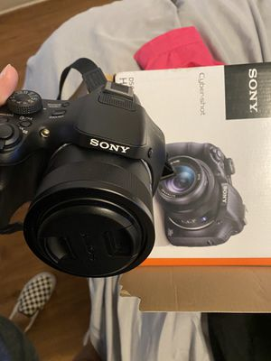 Sony Cybershot Camera for Sale in Shafter, CA
