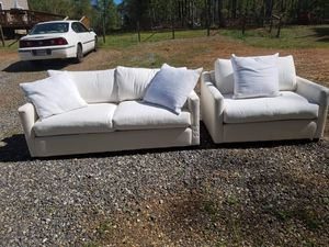 Sofa And Love Seat for Sale in Louisa, VA
