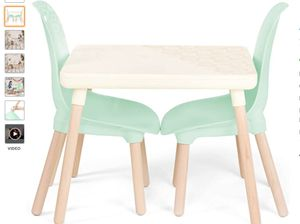 Kids table and 2 chairs. New already assembled for Sale in Los Angeles, CA