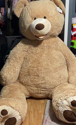 93 Inch Push Teddy Bear for Sale in Stockton,  CA