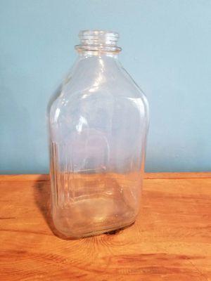 Antique gallon glass milk bottle for Sale in Whittier, CA