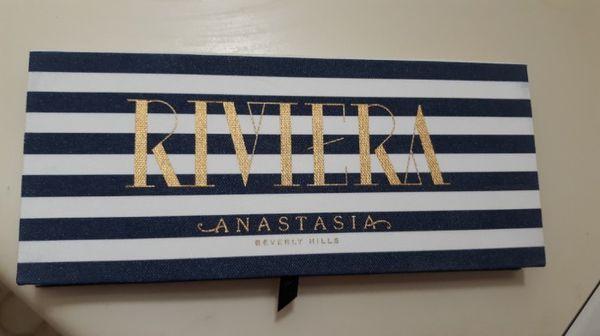 Anastasia palette