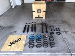 Suspension - Gladiator/Wrangler for Sale in Tempe, AZ