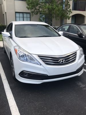 Hyundai Azera 2016 Limited for Sale in Miami, FL