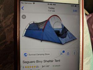 Texasport bivy tent for Sale in Beaverton, OR