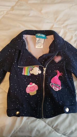 Trolls 3T Jacket for Sale in Chino, CA
