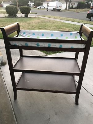 Changing table for baby for Sale in Fresno, CA