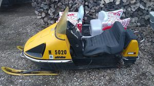 COMPLETE VINTAGE SKI DOO NORDIC 399 SNOWMOBILE - UNTOUCHED BARN FIND for Sale in Schaumburg, IL