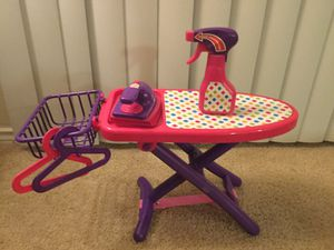 Toy ironing board set for Sale in Columbus, OH