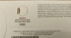 Apple watch series 5 for Sale in Hialeah, FL