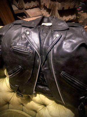 Vintage leather jacket for Sale in Austin, TX