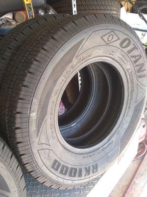 New Otani Tires sz 245/75r16 for Sale in Fontana, CA